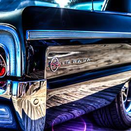Joshua Zaring - 1964 Impala Rear Fender