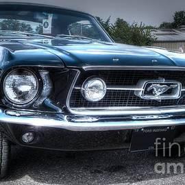 Vicki Spindler - 1967 Ford Mustang