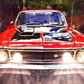 Scott Wallace  - 1970 Ford Falcon GT