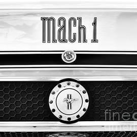 1970 Mustang Mach 1 - Tim Gainey