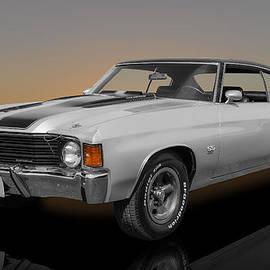 Frank J Benz - 1972 Chevrolet Chevelle Super Sport 454