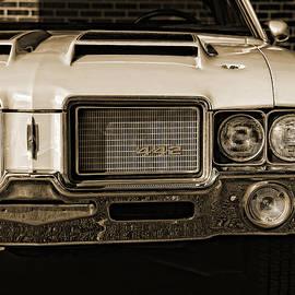 Gordon Dean II - 1972 Olds 442 - Sepia