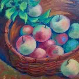 Anna Shurakova - Apples