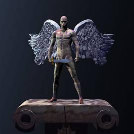 Walter Oliver Neal - Archangel Michael