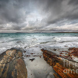 Berneray Views - Stephen Smith