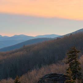 Ray Devlin - Blue Ridge Mountains Sunset