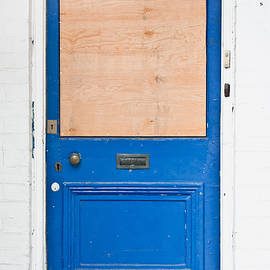 Boarded up - Tom Gowanlock