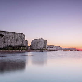 Botany bay Sunset - Ian Hufton