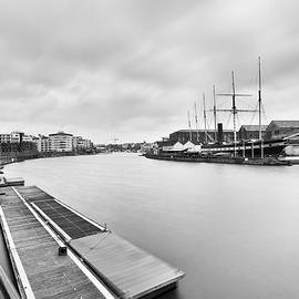 Don Hooper - Bristol Docks