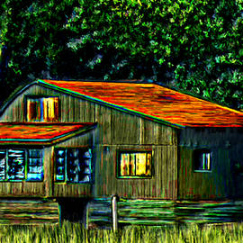Bruce Nutting - Cabin in the Woods