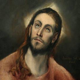 Christ in Prayer - El Greco