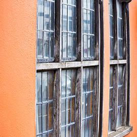 Cottage window - Tom Gowanlock