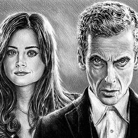 Andrew Read - Dr Who and Clara