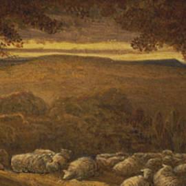 Evening Pasture - James Smetham