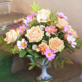 Ornella Bonomini - Flower In The Vase