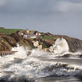 Folkestone Storm Imogen  - Ian Hufton