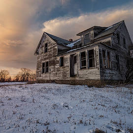 Aaron J Groen - Frozen and Forgotten