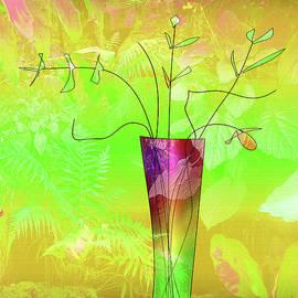 Iris Gelbart - Garden Vase