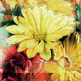 Tina LeCour - Gerbera Daisy Print