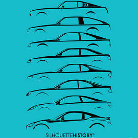 Japanese Coupe SilhouetteHistory - Gabor Vida