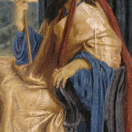 King Solomon - Simeon Solomon