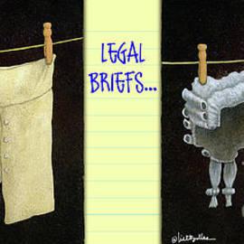 Will Bullas - legal briefs...