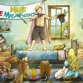 Reynold Jay - Mark The Magnificent