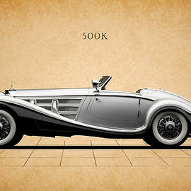 Mark Rogan - Mercedes Benz 500K