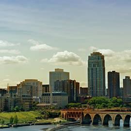 Susan Stone - Minneapolis Skyline