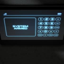 Modern Interactive Home Security - Allan Swart