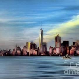 Arnie Goldstein - NYC Skyline