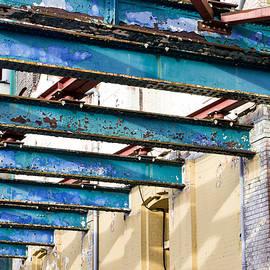 Old metal frame - Tom Gowanlock