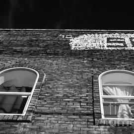 Dramatic Building Windows