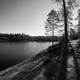 Jouko Lehto - One morning after sunrise