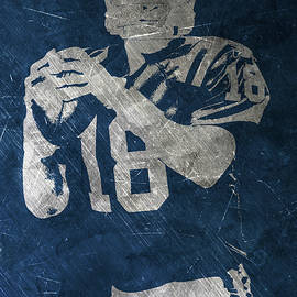PEYTON MANNING COLTS - Joe Hamilton