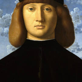 Portrait of a Young Man - Vincenzo Catena
