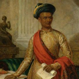Purniya, Chief Minister of Mysore - Thomas Hickey