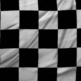 Racing flag - Les Cunliffe