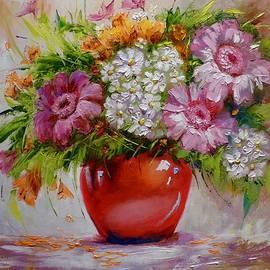 Marina Wirtz - Red Vase