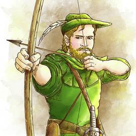 Reynold Jay - Robin Hood the Legend