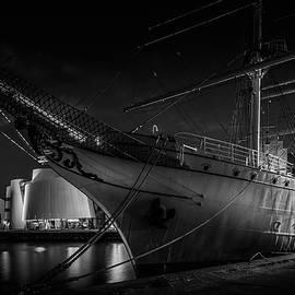 Colin Utz - Sail Training Ship Gorch Fock 1 - Segelschulschiff Gorch Fock 1