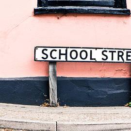 School street - Tom Gowanlock