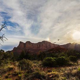 Ed  Cheremet - Vortex in Sedona Arizona