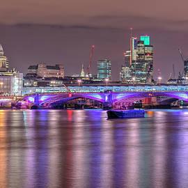 Skyline of London - Joana Kruse