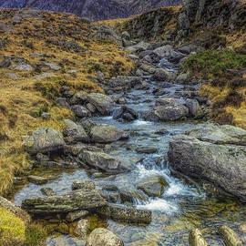 Ian Mitchell - Snowdonia Mountains