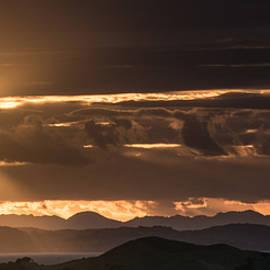 David Vale - Sunrise Over the Coromandel Peninsula