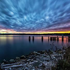 Sunset Jacksons Beach - Thomas Ashcraft