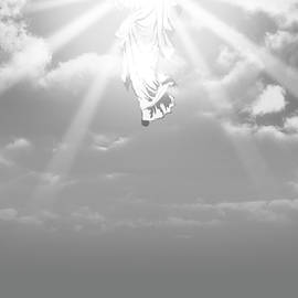The Ascension And Resurrection - Allan Swart