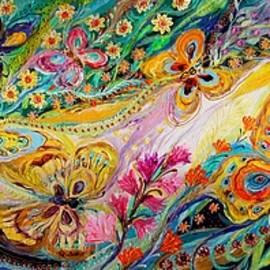 Elena Kotliarker - The dance of butterflies