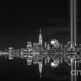 Michael Ver Sprill - Tribute In Light Reflections